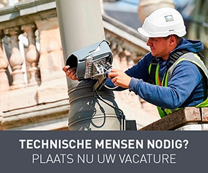technische mensen nodig